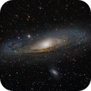 Andromeda Galaxy,                                Kamil Pękala