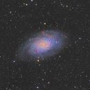 M33 LRGBHa,                                Craig