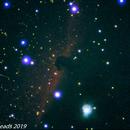 Horsehead Nebula,                                JerryB Horseheads NY