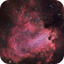 Closing 2020 (Part II) - Omega Nebula - Messier 17 HaRGB by Insight Observatory ! :-),                                Daniel Nobre