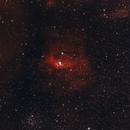 The Bubble Nebula,                                astrobrian