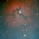 Messier 20,                    Günther Eder