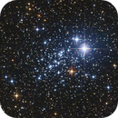 NGC 457 - The Owl Cluster,                                CCDMike