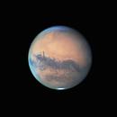 Mars 2020-09-24.....animation over half an hour,                                Niall MacNeill