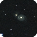 M51 Whirlpool Galaxie,                                Benny Hartmann