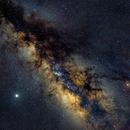 Via Láctea 2020 desde Palma de Mallorca,                                Astrofotografia A.R.B.