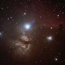 NGC 2024,                                Zach