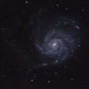 M101 Pinwheel Galaxy,                                Lorenzo Taltavull Menéndez
