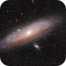 Our Nearest Galactic Neighbour: Messier 31-The Andromeda Galaxy,                                Doug Griffith