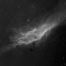 The California Nebula,                                AstroKitty
