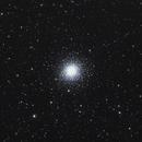 M92  Globular Cluster in Hercules,                                Bogdan Jarzyna