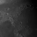 Moon with RC8 and Atik GP,                                Karlov
