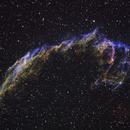 Eastern Veil Nebula,                                Josh Balsam