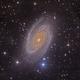 M81 - Bodes Galaxy (LRGB),                                Thomas Westphal