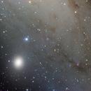 M32 region of Andromeda,                                Colin McGill