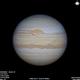 Jupiter and GRS 01/06/2019,                                Javier_Fuertes