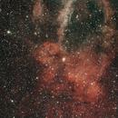 SH 2-157 in RGB,                                Janos Barabas