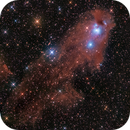 NGC5367 - Chilescope Astrophoto Processing Competition,                                Luc Germain