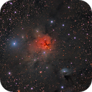NGC 1579 - Northern Trifid,                                Mike Wiles