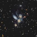 Quinteto de Stephan y NGC 7331,                                Aniceto Porcel