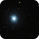 M13 reloaded Hercule's great cluster under better skies,                                Ewam