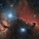 IC434, Horsehead Nebula & Flame Nebula,                                Vincent Bchm