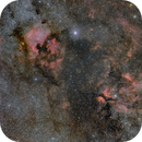 From North America Nebula to Crescent Nebula Widefield,                                Gerhard Aschenbre...