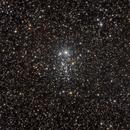 NGC 457, Owl Cluster,                                mdohr