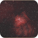 NGC 1491 Fossile Footprint,                                Aarni Vuori