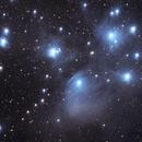 M45 Pleiades,                                Arne Krack