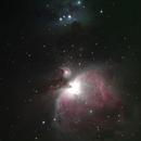 M42 / the great orion nebula,                                Arne Krack