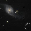 NGC3718,                                Romain Chauvet