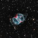 Little Dumbbell (M76),                                KuriousGeorge