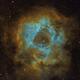 Rosette Nebula ASI,                                Thilo Frey