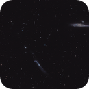 Whale and Crowbar Galaxies,                                Jonathan W MacCollum