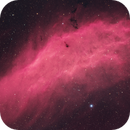 NGC1499 - HaGB - QHY268M and Antlia Filters,                                Nico Carver