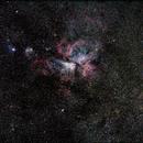 Eta Carinae Nebula,                                Thom