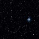 Pinwheel Galaxy,                                Bernhard Himmer