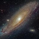 M31 Andromeda Galaxy,                                Brett Creider