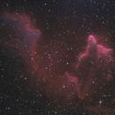 IC63 & IC59 (HaRGB),                                John Renaud
