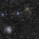 NGC 6946,                                Virginie