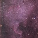 NGC 7000 - Nordamerikanebel,                                Schulsternwarte_Bautzen