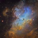 M16 Hubble Palette,                                Francesco Di Cencio