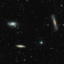 "Messier 66 Group ""The Leo Triplet"",                                FiZzZ"