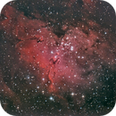 M16 Eagle Nebula,                                Simo
