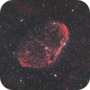 Crescent Nebula,                                Kyle Pickett