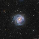 M83 : Southern Pinwheel Galaxy,                                astro_m