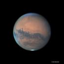 Mars at 22 arc secs,                                Niall MacNeill