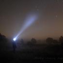 Misty, starry night,                                J_Pelaez_aab