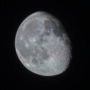 Moon 03.03.2021. Moon phase 82.2%,                                Sergei Sankov